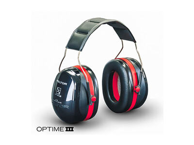 Peltor Optime III Headphones