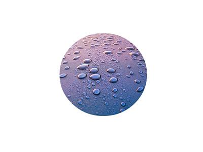 rain calm