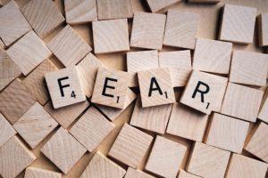 Fear blocks